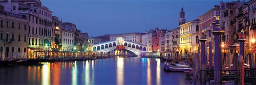 Venezia Rialto con Arawak Sailing Club