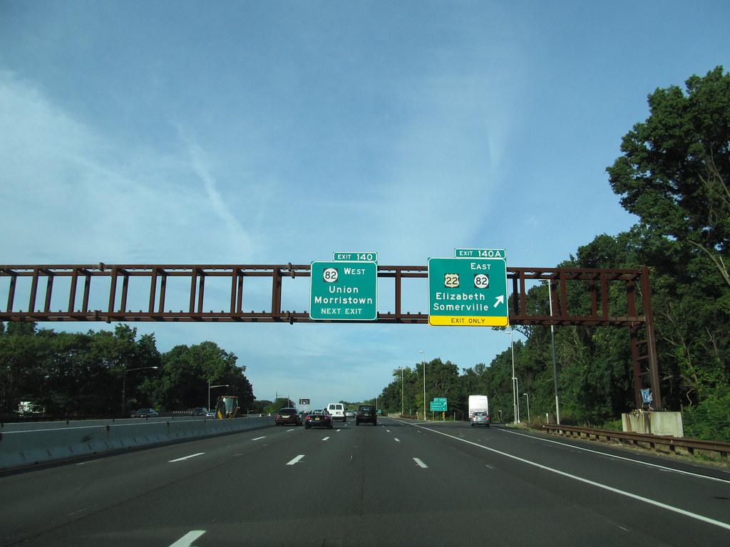 Garden State Parkway New Jersey Garden State Parkway