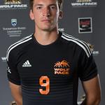 Jason Staiger (Rawlek), WolfPack Men's Soccer