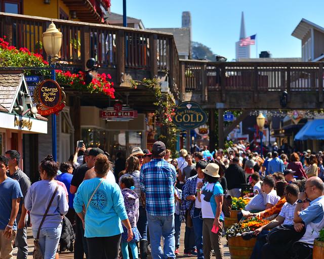 Pier 39 de San Francisco, una parada obligatoria si visitas la ciudad del golden gate