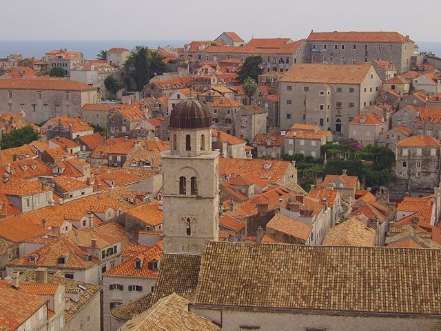 Dubrovnik desde sus murallas (Qué hacer en Dubrovnik)