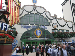 Augustiner Festhalle | by Bernt Rostad