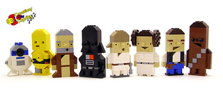 Star Wars Charity Characters | by Legohaulic