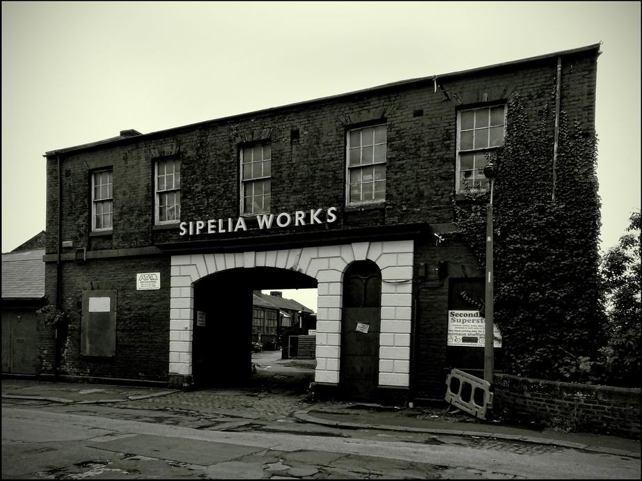 Sipelia works while in sheffield i looked for remnants for Timetable 85 sheffield