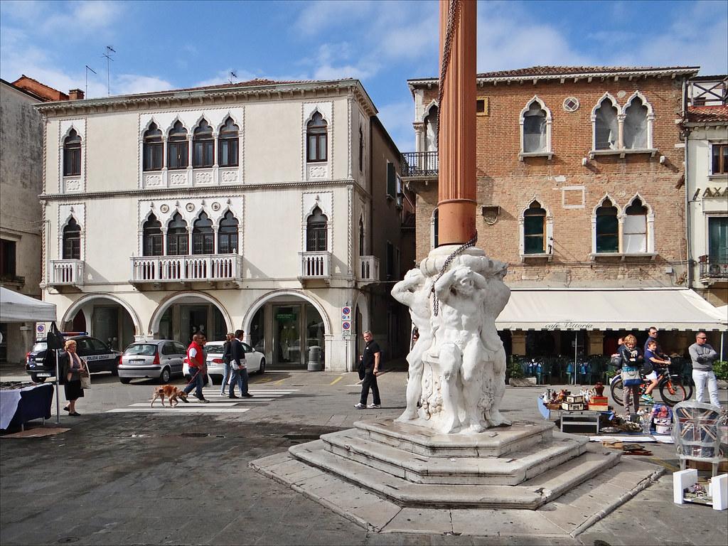 Chioggia (Lagune de Venise)