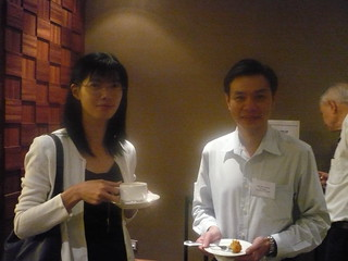 Next Generation Information & Data Security (Singapore) - Our Delegates during the Tea Break | by Neoedge Gallery