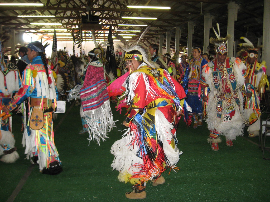 Spokane Indian Reservation Powwow-Wellpinit, WA ...