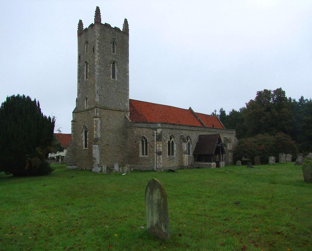 Langham | St Mary, Langham, Essex Open. An idyllic setting ...