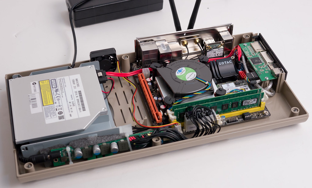 Zotac H77ITX-B-E Drivers for Mac