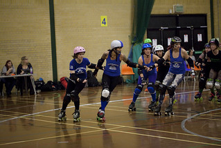 Roller Derby 079 | by neonbubble