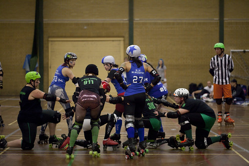 Roller Derby 072 | by neonbubble