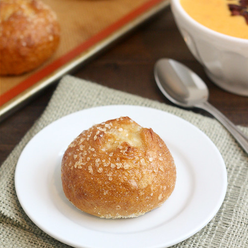 Pretzel Rolls | by Tracey's Culinary Adventures