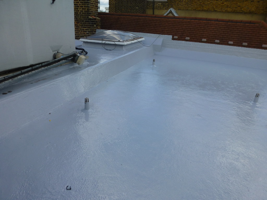 liquid rubber sd650 by 3m flat roofing 32 by epdm rubber flat roofing - Liquid Rubber Roof