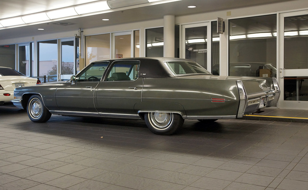 1972 Cadillac Series 60 Special Fleetwood Brougham | Flickr