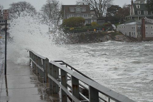 Hurricane Sandy & Marblehead [Front Street 9] | by Brian Birke