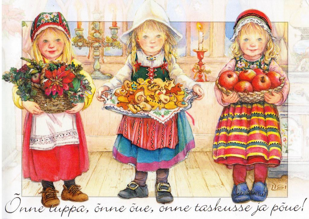 Lisi Martin Christmas Cards
