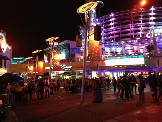 city walk universal studios orlando florida universal cineplex theater