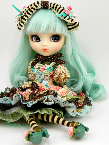Sophie alice du jardin mint version i 39 m pretty certain for Alice du jardin pullip