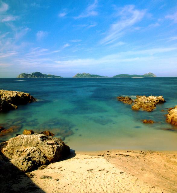 Islas Cíes, 1