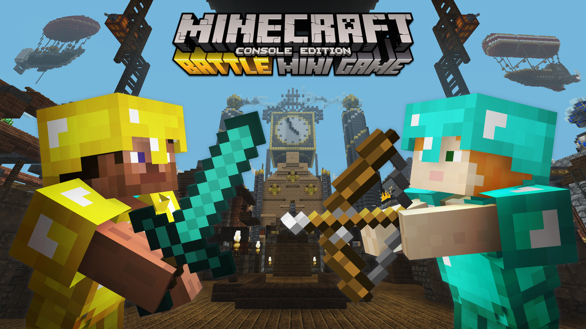 Minecraft Tumble Mini Game Launches Today Playstation Blog Europe