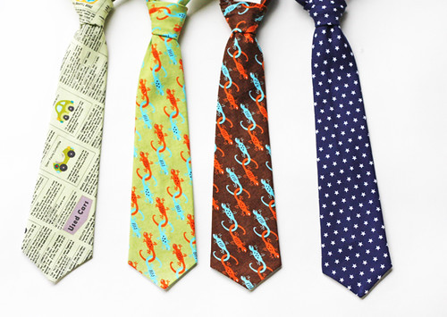 funky boys ties | by Katarina Roccella