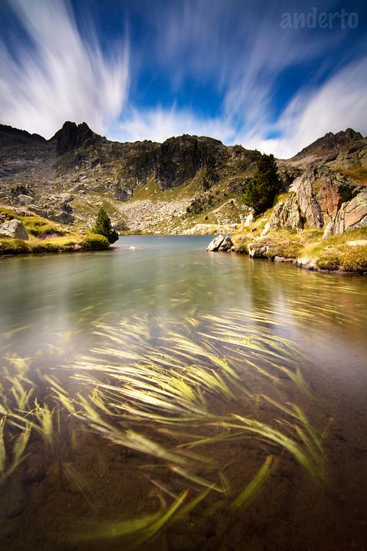 Pirineos Larga Exposición Diurna Ander Elexpuru Flickr