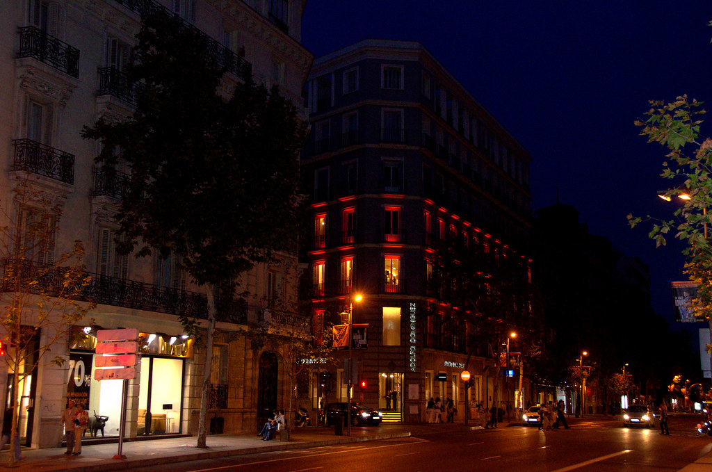 Adolfo dominguez calle serrano madrid 068 jose javier for Adolfo dominguez calle fuencarral 5