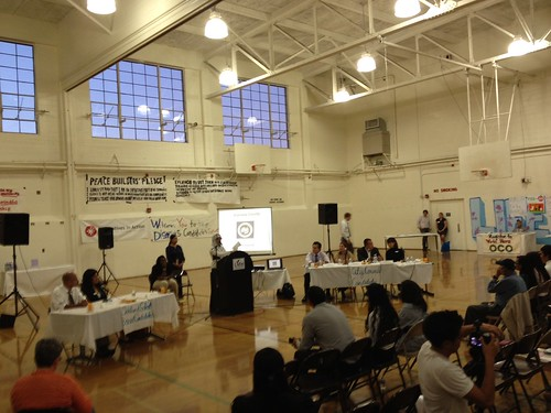 Life Academy school board candidate forum | by Contra Costa Times