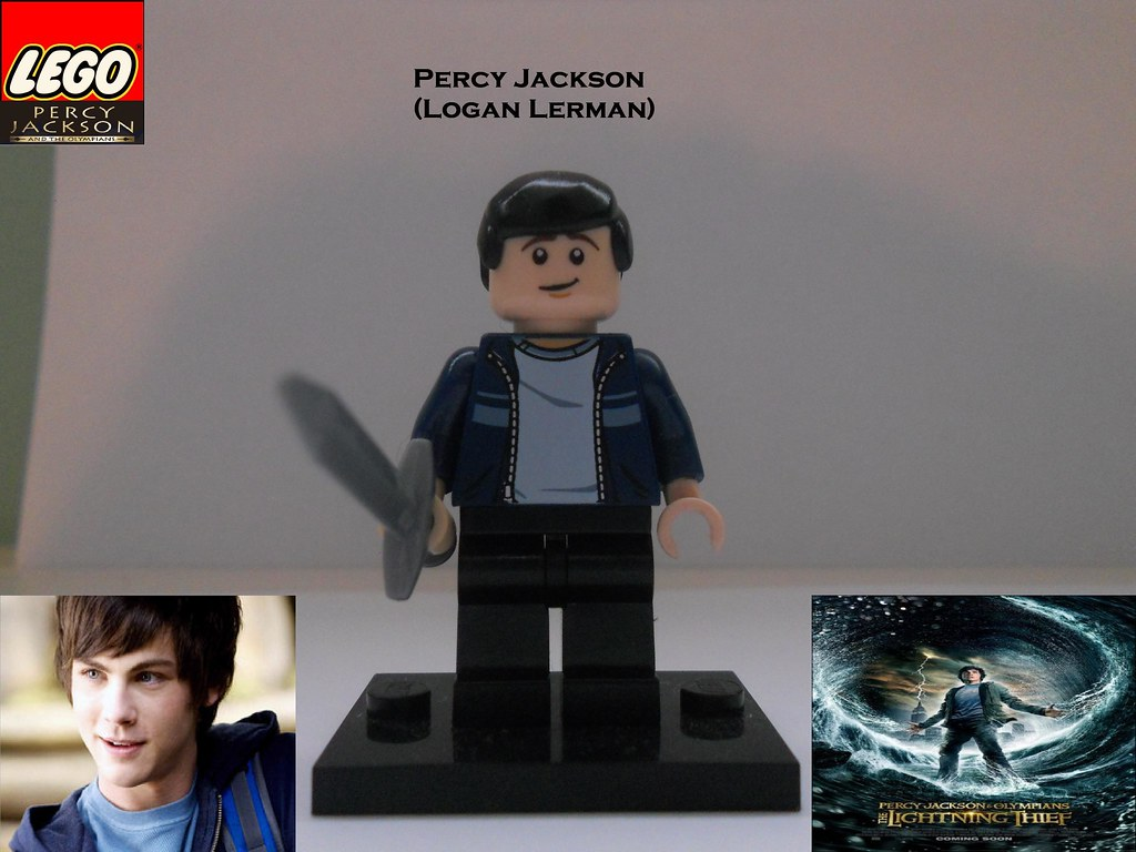 lego percy jackson logan lerman by bc lego percy