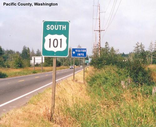 Pacific County WA