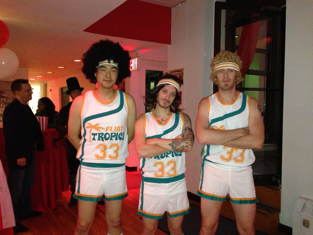 ... Flint Tropics represent at the Definition 6 2012 Halloween Party | by Definition 6 A  sc 1 st  Flickr & Flint Tropics represent at the Definition 6 2012 Halloweenu2026 | Flickr