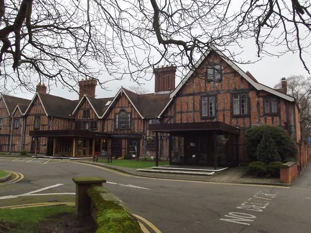 Alveston House Hotel Warners