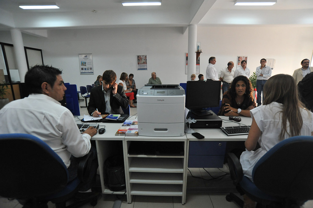 Anses inaugur una oficina en leones c rdoba el for Importancia de la oficina wikipedia
