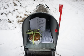 Banana Bread for the Mail Carrier | by goingslowly