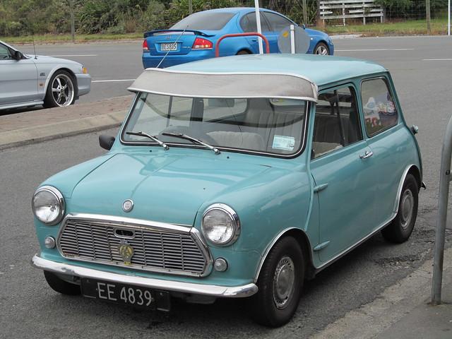 1969 Morris Mini 1000 (Mk2)  EE4839 Josh (MiniMad) told
