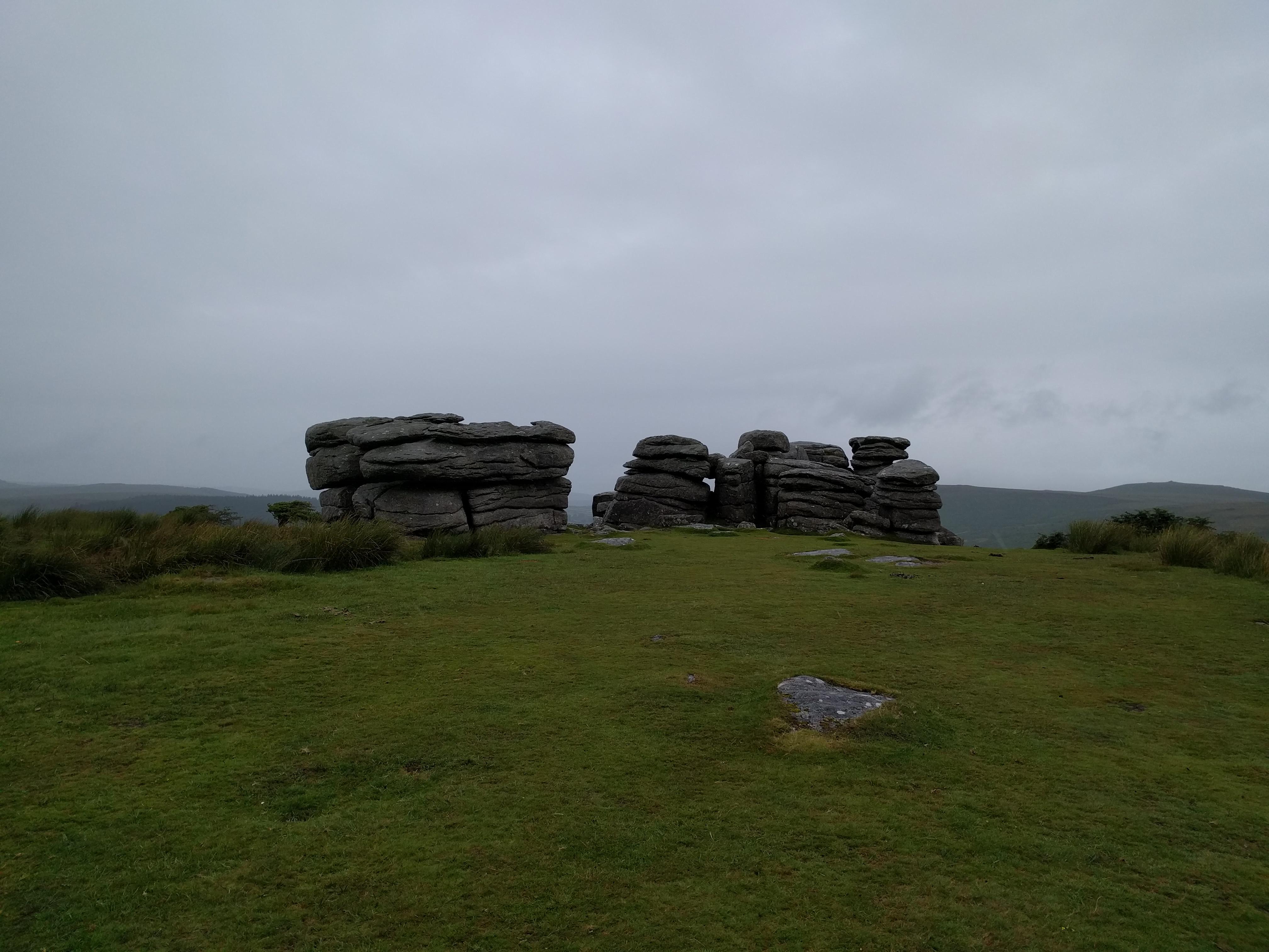 Combestone Tor #dartmoor #sh