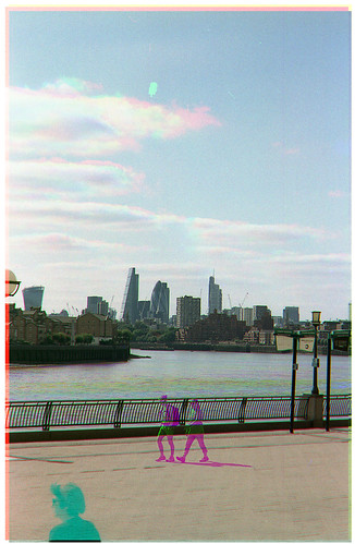 Shard - The view from Westferry Circus | by Tea, two sugars
