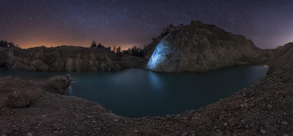 AV04 AV03 Julio (España) - Laguna Azul - Tomada en Monte Neme, A Coruña el 22042016