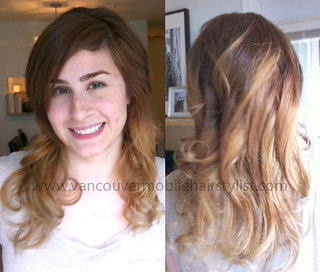 ombre-hair-colour | by vanmobilehair