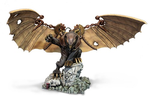 BioShock Infinite on PS3: Songbird Statue | by PlayStation.Blog