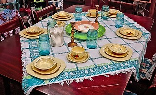 Table Setting | by The Two Man Game