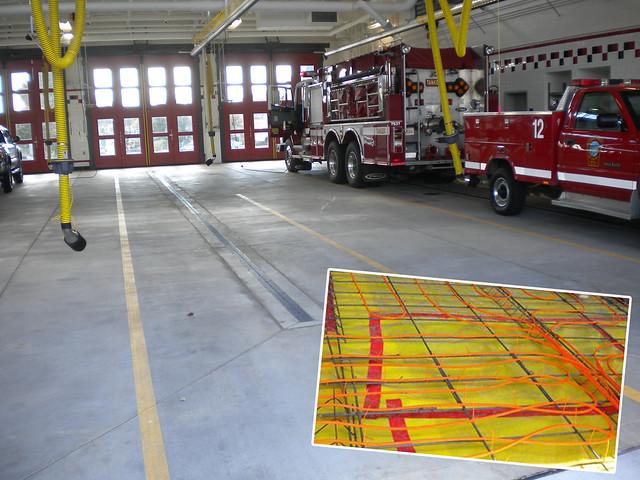 Radiant Heat Flooring In Designer Homes
