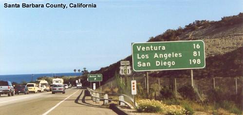 Santa Barbara County CA