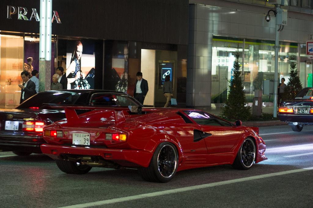 Lamborghini Countach 2012/10/25 OMD50941