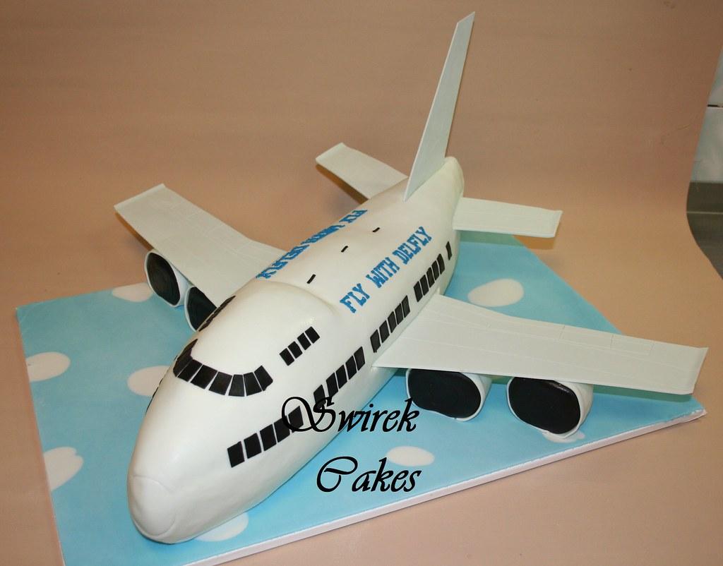 Aeroplane Birthday Cakes Pictures