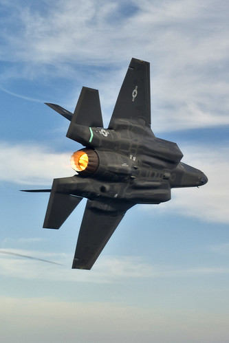 F-35A in Flight | by Lockheed Martin
