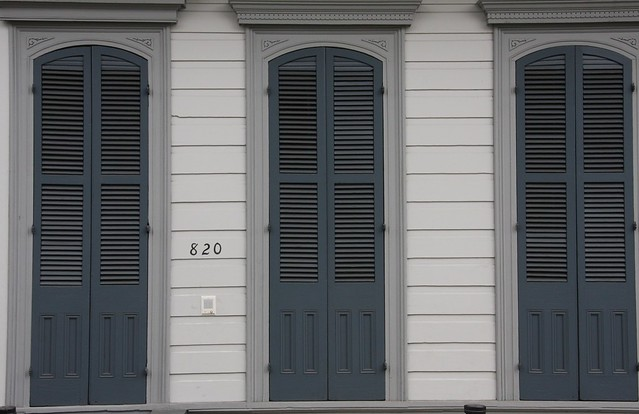 Window Shutters French Quarter New Orleans La Flickr Photo Sharing