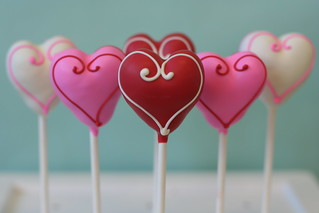 Sweet Heart Cake Pop | by Sweet Lauren Cakes