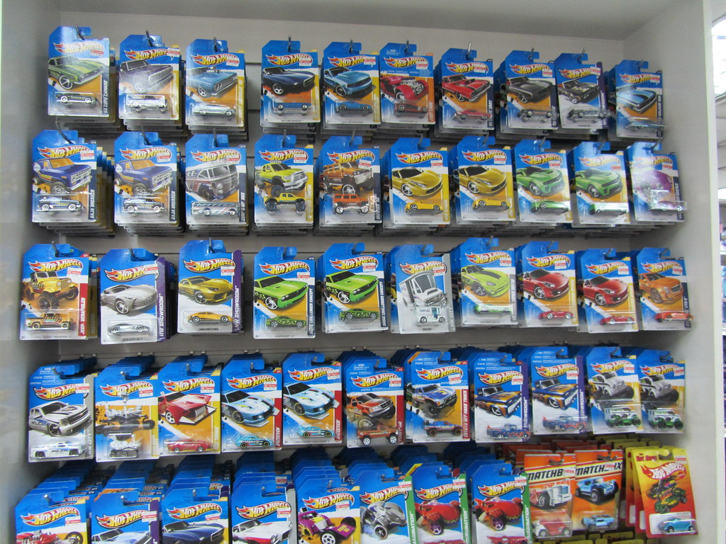 2012 Hotwheels Case Q As Usual I Headed Over To The