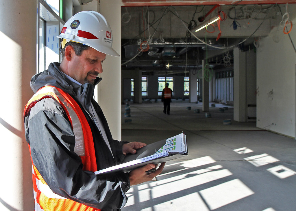 Project manager visits Wiesbaden project site   Steve Ross ...